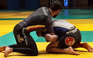 Grappling No Gi